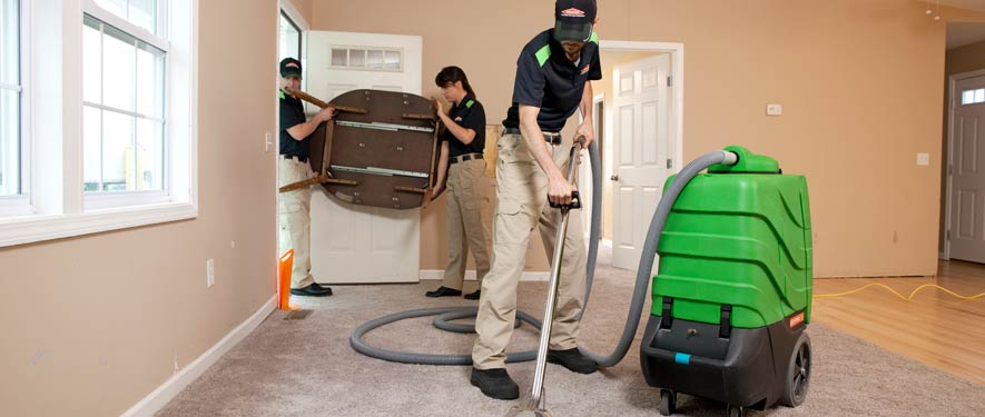 Natchez, MS residential restoration cleaning